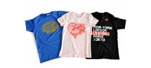 Crewshirt (voorkant bedrukt - 1 kleur)