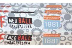Tyvek polsbandjes met full color print 19mm