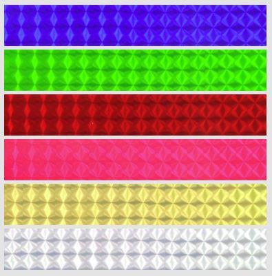 Kleuren glitter polsbandjes